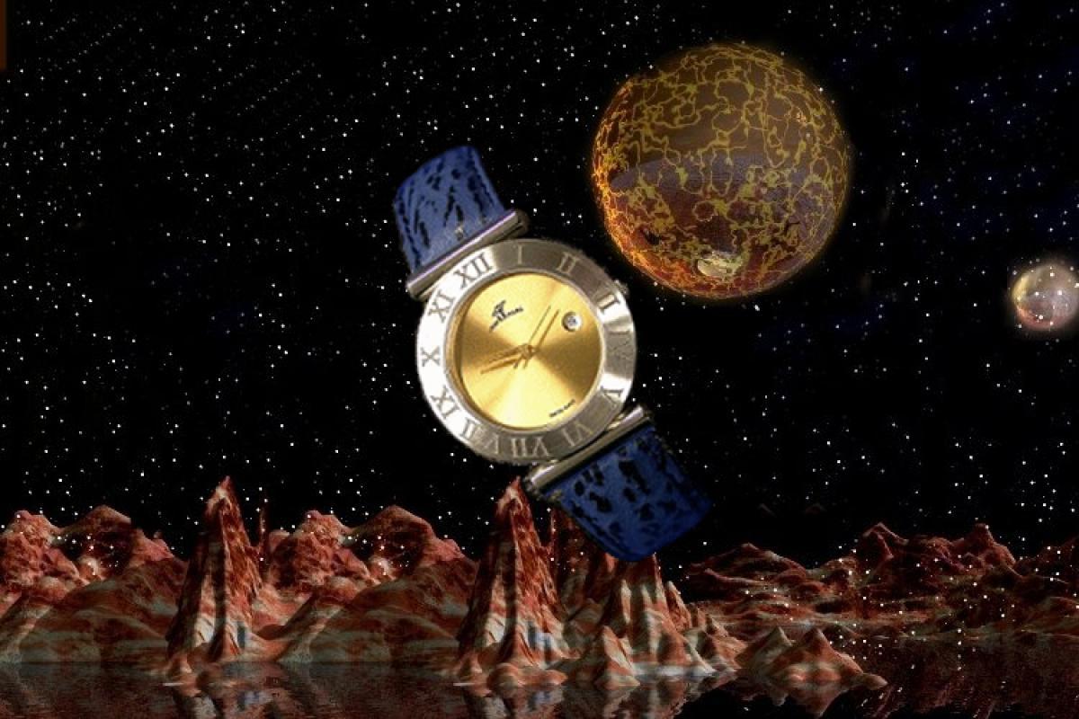 alain LE mondial Womens Wrist Watch Model Aquila