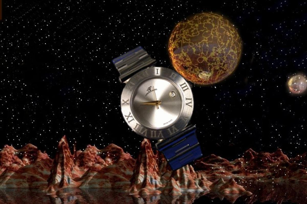 alain LE mondial Womens Wrist Watch Model Lyra