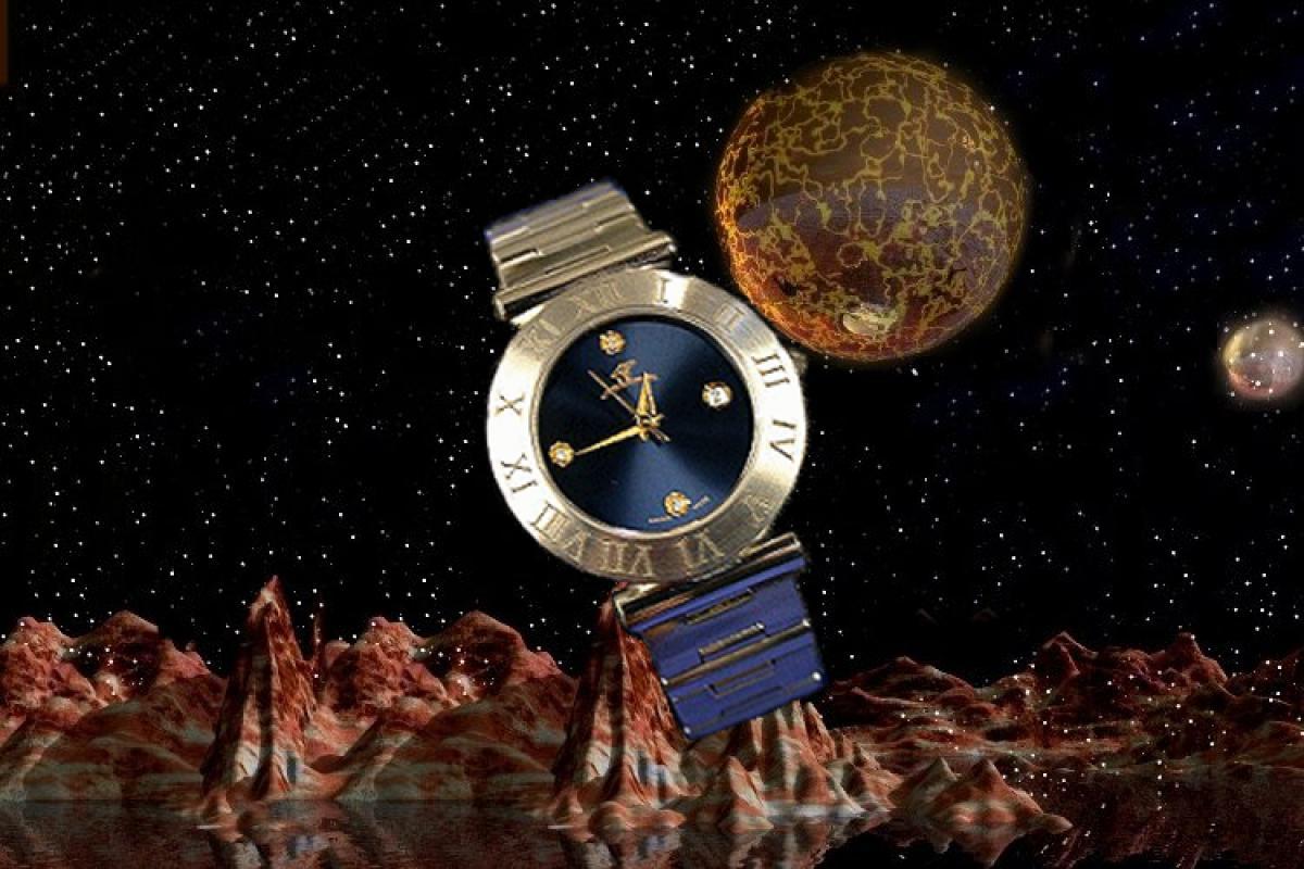 alain LE mondial Womens Wrist Watch Model Hydra