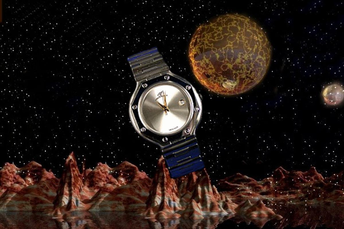alain LE mondial Womens Wrist WatchModell Sirrah