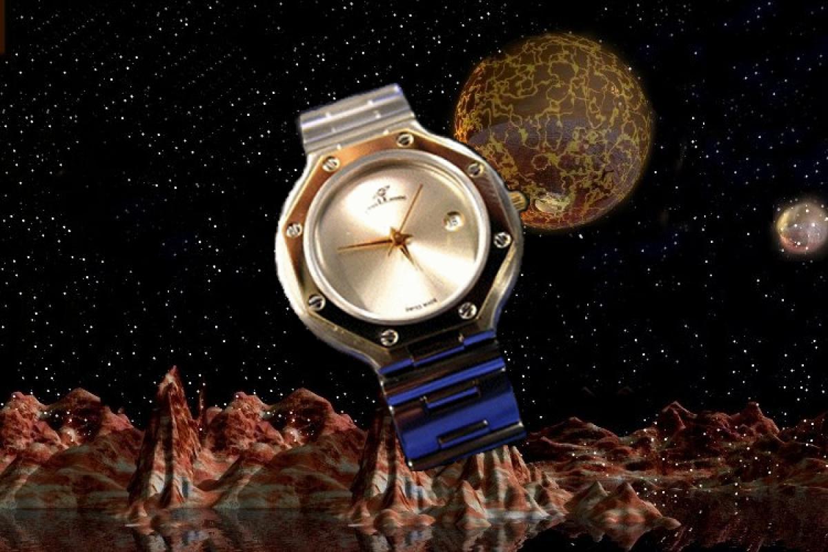 alain LE mondial Womens Wrist Watch Modell Carina