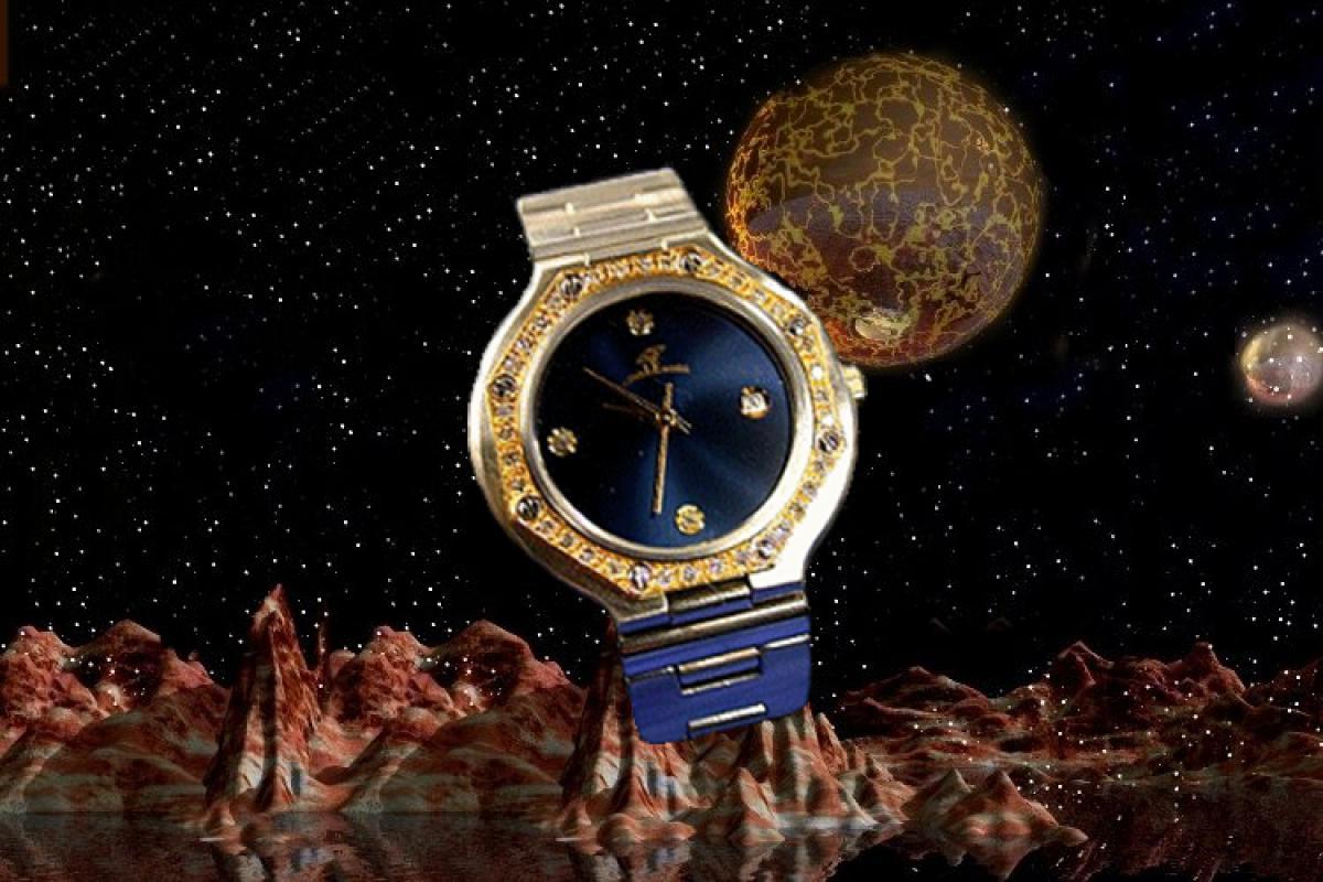 alain LE mondial Womens Wrist Watch Model Vulpecula