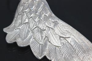 aLEm Pendant Angel wing of boundless Love 925/- Silver,