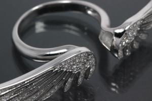 aLEm Ring Angel Wing
