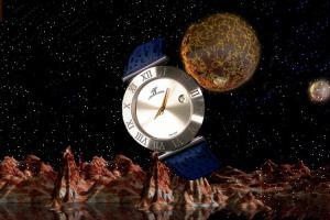 alain LE mondial Mens Watch Model Triton
