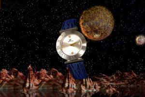 alain LE mondial Womens Wrist Watch Model Merope