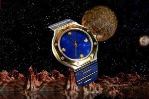 alain LE mondial Mens Wrist Watch Model Vega