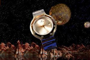 alain LE mondial Womens Wrist Watch Model Pegasus