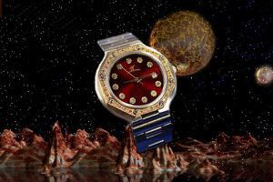 alain LE mondial Womens Wrist Watch Modell Ophelia